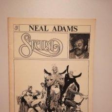 Cómics: STUDIO 3 - NEAL ADAMS - 1990 - MUY BUEN ESTADO. Lote 214471386