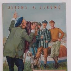 Cómics: EDUARD JENER. PORTADA ORIGINAL EDITORIAL REGUERA 1947. Lote 214692637