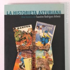 Cómics: LA HISTORIETA ASTURIANA GIJON. Lote 217186862