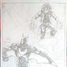 Cómics: ORIGINAL BATMAN Y ESTATICO - JEAN SOUSA. Lote 216651293