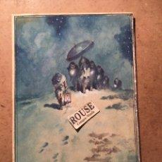 Cómics: JOSEP PUJOL ( SEUDOMINO BABY) ACURELA ORIGINAL PARA ILUSTRACION LIBRO 1927. Lote 218082928