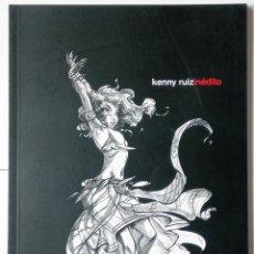 Cómics: KENNY RUIZ INEDITO -2008. Lote 219879635