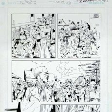Comics: ORIGINAL HELLBLAZER - TONY AKINS. Lote 220806953
