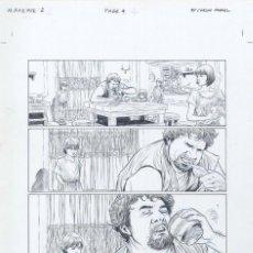 Cómics: ORIGINAL MAXENCE - CARLOS RAFAEL DUARTE (COMIC EUROPEO). Lote 221223901