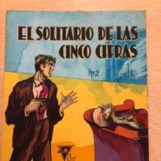 Comics: PORTADA ORIGINAL MOURO. DIBUJO 19X27CM. Lote 221284688