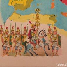 Cómics: EL IMPERIO ROMANO, DE PIERRE MONNERAT (SUIZA 1917- ESPAÑA 2005). Lote 221704906