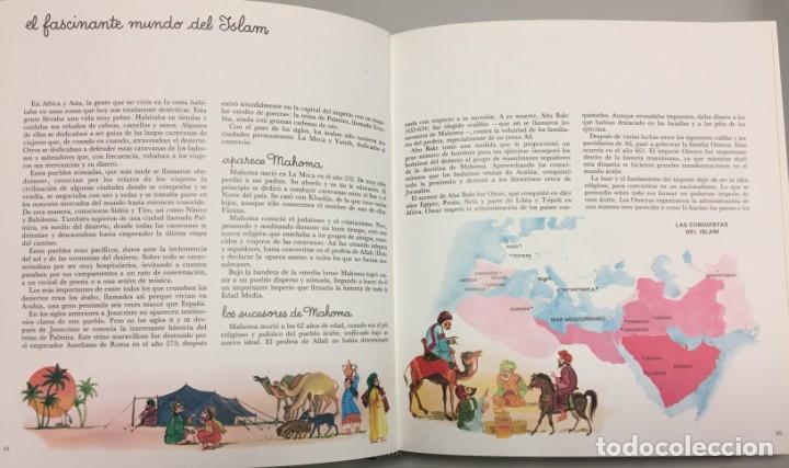 Cómics: Beduinos, nómadas, de Pierre Monnerat (Suiza 1917- España 2005) - Foto 2 - 221713538