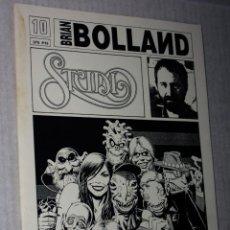 Cómics: STUDIO 10. (FANZINE DEDICADO A BRIAN BOLLAND). Lote 221948412