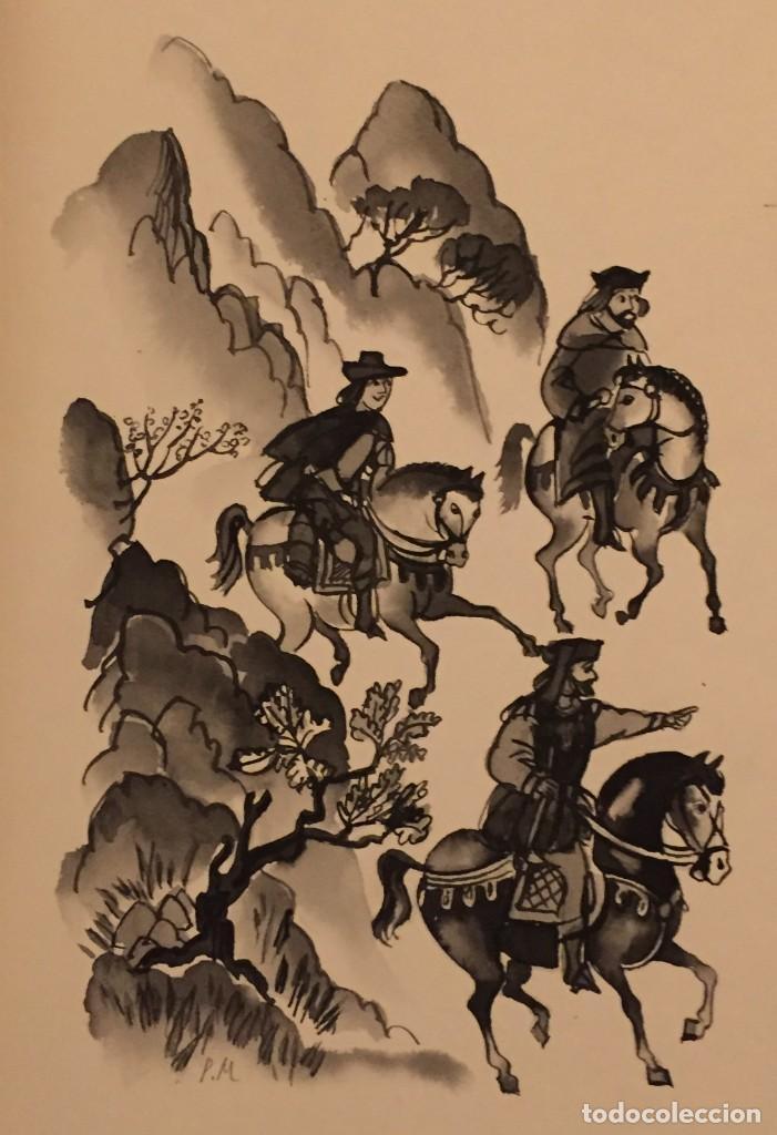 LOS VIAJES DE MARCO POLO POR PIERRE MONNERAT (SUIZA 1917- ESPAÑA 2005) (Tebeos y Comics - Art Comic)