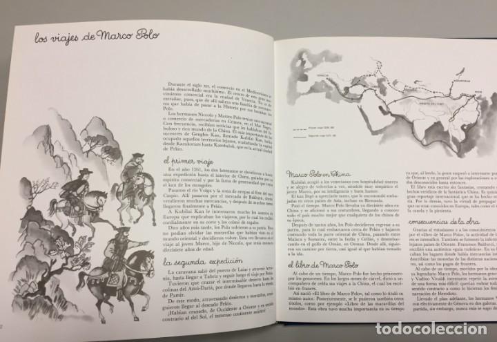 Cómics: Los viajes de Marco Polo por Pierre Monnerat (Suiza 1917- España 2005) - Foto 3 - 222438423