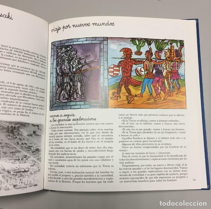 Cómics: La Conquista del Nuevo mundo por Pierre Monnerat (Suiza 1917- España 2005) - Foto 3 - 222442340