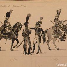 Cómics: AUSTERLITZ, POR PIERRE MONNERAT (SUIZA 1917- ESPAÑA 2005). Lote 222462262