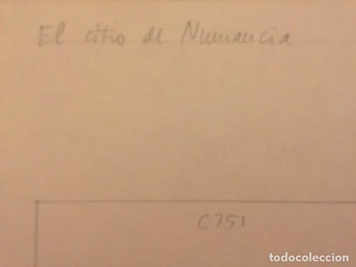 Cómics: El sitio de Numancia. Obra original de Pierre Monnerat (Suiza 1917- España 2005) - Foto 3 - 222590842
