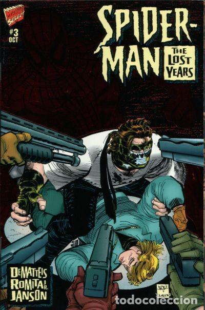 Cómics: Original SPIDER-MAN - JOHN ROMITA JR - Foto 2 - 222652576
