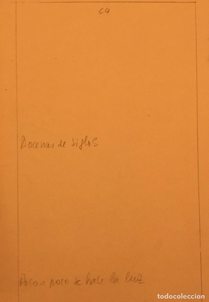 Cómics: Pinturas rupestres: Altamira. Obra original de Pierre Monnerat (Suiza 1917- España 2005) - Foto 2 - 222656788