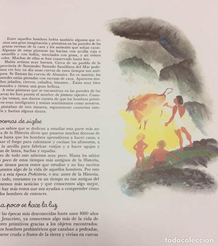 Cómics: Pinturas rupestres: Altamira. Obra original de Pierre Monnerat (Suiza 1917- España 2005) - Foto 3 - 222656788