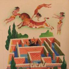 Cómics: CRETA. OBRA ORIGINAL DE PIERRE MONNERAT (SUIZA 1917- ESPAÑA 2005). Lote 222690553