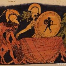 Cómics: EL SOLDADO FILIPÍDES (MARATÓN). MONNERAT (SUIZA 1917- ESP 2005), DIBUJO ORIGINAL. Lote 223335873