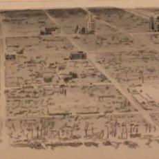 Cómics: LAS BOMBAS DE HIROSHIMA Y NAGASAKI, DE PIERRE MONNERAT (SUIZA 1917- ESP 2005),REPRODUCIDO Y FIRMADO. Lote 224104877