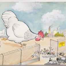Fumetti: JOSE LUIS MARTIN - ORIGINAL. Lote 229269520