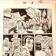 Fumetti: COMIC ART JOHN ROMITA JR. SPECTACULAR SPIDERMAN. Lote 232304265