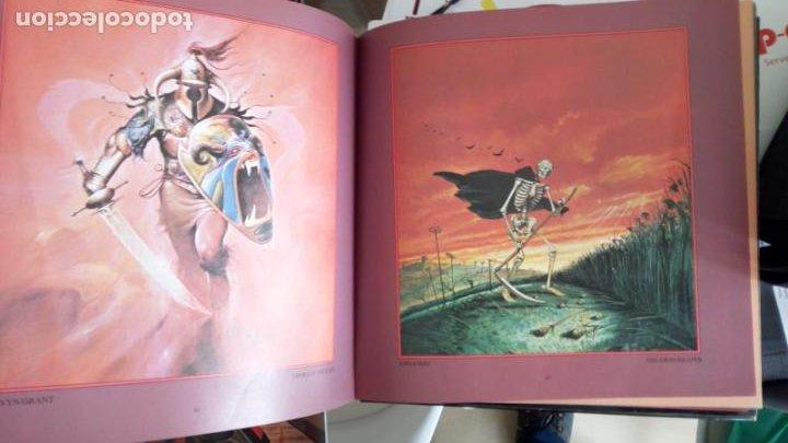 Cómics: THE FLIGHTS OF ICARUS BY DONALD LEHMKUHL, ED X MARTYN DEAN, ROGER DEAN. PAPER TIGER. 1977 UK 162 PÁ - Foto 2 - 243218370