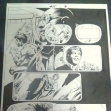 Cómics: PAGINA ORIGINAL ART (COMIC) X-MEN 455. PAG. 9. AUTOR ALAN DAVIS / CLAREMONT. Lote 243901070
