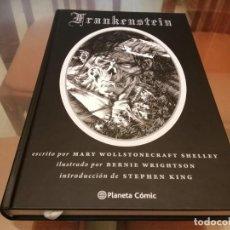 Cómics: BERNI WRIGHTSON FRANKENSTEIN PLANETA COMIC 2020 GASTOS ENVIO GRATIS!!!. Lote 245602695