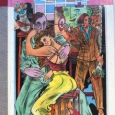 Cómics: CEESEPE, TAPA DURA Y LOMO ENTELADO, ED. ARTEFACT, FRANCES, 1985. UNDERGROUND. Lote 253928975