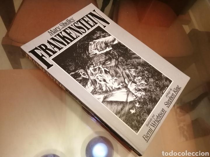 BERNI WRIGHTSON FRANKENSTEIN EDICIONES LA URRACA 1991 (Tebeos y Comics - Art Comic)