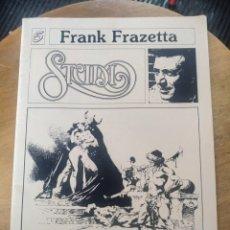 Cómics: FRANK FRAZETA, (STUDIO N°5). Lote 268864419