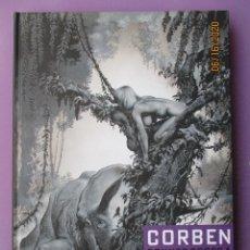 Comics : RICHARD CORBEN, CATALOGO FESTIVAL DE ANGULEMA, NUEVO, VER FOTOS. Lote 269488263
