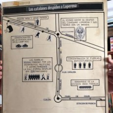 Cómics: PÁGINA ORIGINAL MAKOKI POSIBLE MURILLO GALLARDO O MEDIAVILLA 46X33 CM APROX TINTA SOBRE PAPEL. Lote 272026948