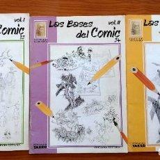 Cómics: LAS BASES DEL COMIC COLECCIÓN LEONARDO. Lote 274880713