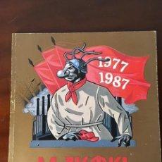 Fumetti: MAKOKI. EXPOSICION HOMENAJE 10 AÑOS DE LUCHA. 1977-1987. Lote 275877418