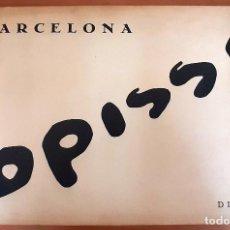 Fumetti: BARCELONA - DIBUIXOS DOPISSO - AÑO 1981 - EJEMPLAR Nº 138 DE 2000 - MUY BUEN ESTADO. Lote 276557698