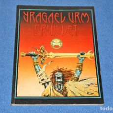 Cómics: YRAGAEL URM DE PHILIPPE DRUILLET 1975 (PRIMERA EDICIÓN) - EN EXCELENTE ESTADO. Lote 277246138