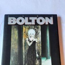 Cómics: HAUNTED SHADOWS, BY BOLTON. HALLOWEEN ARTWORKS 1998. COMO NUEVO. Lote 279419078