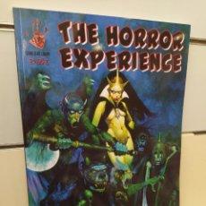Cómics: THE HORROR EXPERIENCE DOSSIER GRAFICO I.M.D.E.-GARBO HOMENAJE A LAS REVISTAS DE TERROR DE LOS 70. Lote 279523273