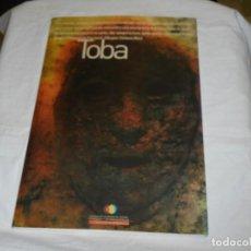 Cómics: TOBA. PHILIPPE DEMPIERPONT / STEFANO RICCI TOBA. SEMANA NEGRA DE GIJON, 2002.. Lote 281042913