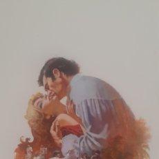 Cómics: JOSE MARIA MIRALLES. PORTADA ORIGINAL PARA LA NOVELA LOVE AND CAPRICE. Lote 281808508