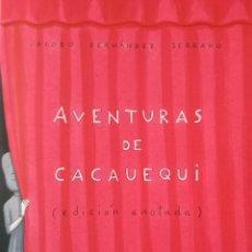 Cómics: AVENTURAS DE CACAUEQUI (GALLEGO) PREMIO CASTELAO 2007. EDIC.LIMITADA. NUEVO (GEM/MINT). Lote 287701333