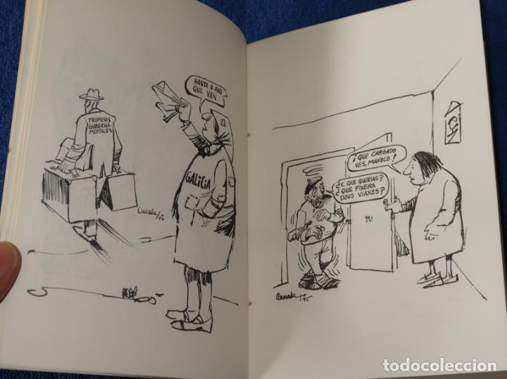 Cómics: Cousas da terra - Fernando Quesada - Caja de Ahorros Provincial de Pontevedra (1975) - Foto 3 - 288378193