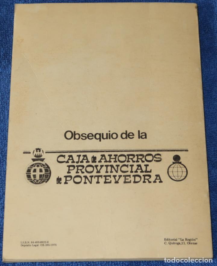Cómics: Cousas da terra - Fernando Quesada - Caja de Ahorros Provincial de Pontevedra (1975) - Foto 4 - 288378193