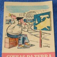Cómics: COUSAS DA TERRA - FERNANDO QUESADA - CAJA DE AHORROS PROVINCIAL DE PONTEVEDRA (1975). Lote 288378193