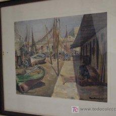 Arte: TORTOSA-BENET DOMINGO-BARCELONA, BARCELONETA. Lote 20409676