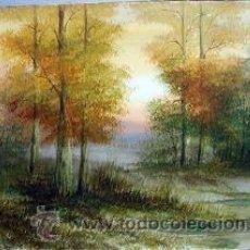 Arte: ACUARELA ORIGINAL. Lote 27526169