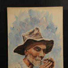 Arte: ACUARELA FIRMADA M. FONT I VILA. Lote 12179100