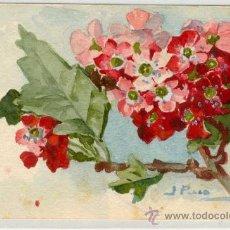 Arte: (PS-11797)ACUARELA JOSEP PUIG PUJADES (FIGUERAS 1.883-PERPIÑAN 1.949). Lote 16626055