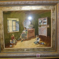 Arte: ACUARELA MIGUEL CAMPO (PALENCIA). Lote 13750004